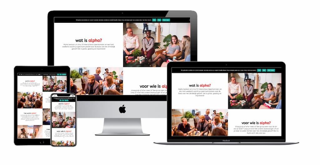 Webdesign - SEO - Contentbeheer 7 | Noroads web-services