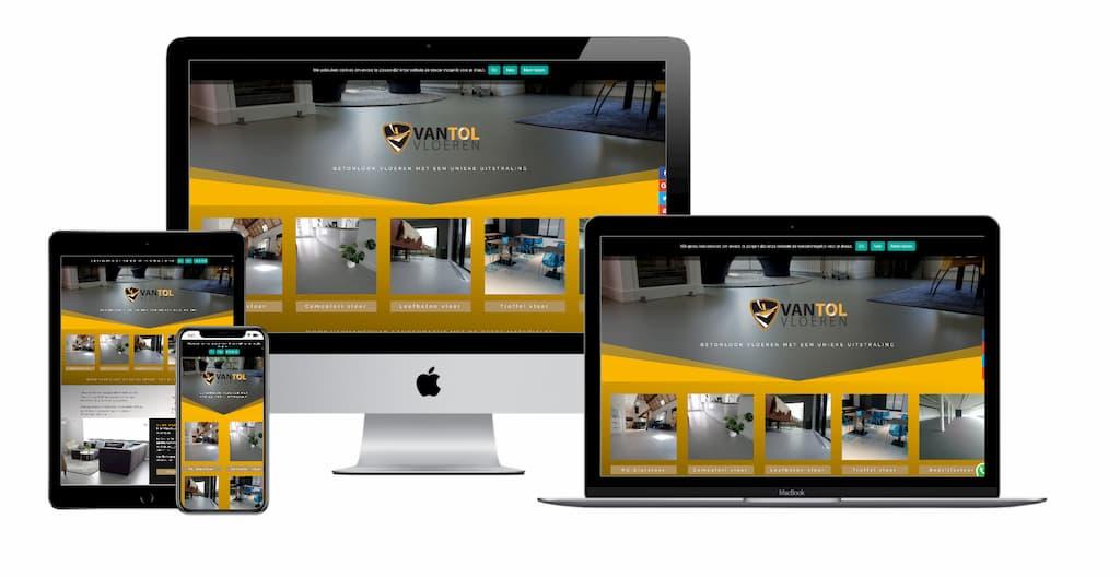 Webdesign - SEO - Contentbeheer 12 | Noroads web-services