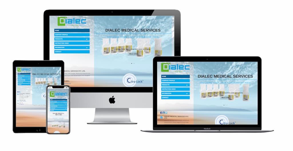 Webdesign - SEO - Contentbeheer 8 | Noroads web-services
