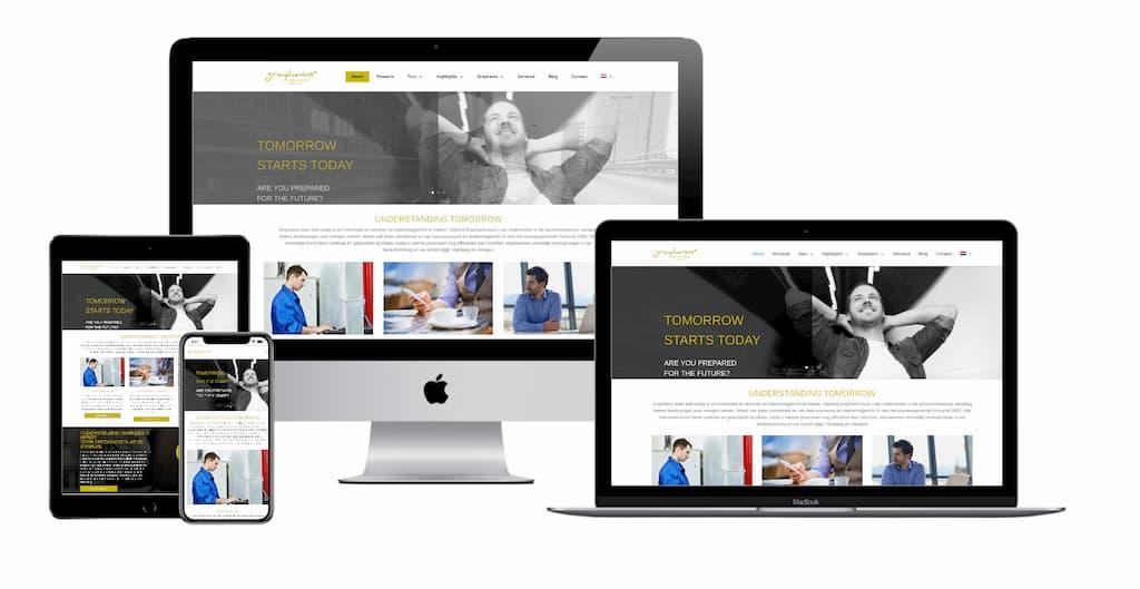 Webdesign - SEO - Contentbeheer 6 | Noroads web-services