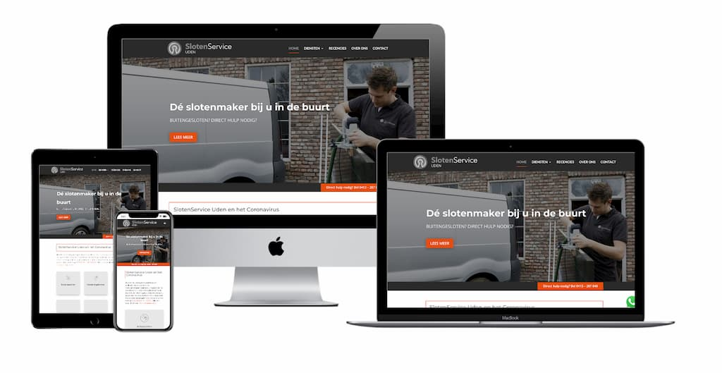 Webdesign - SEO - Contentbeheer 2 | Noroads web-services