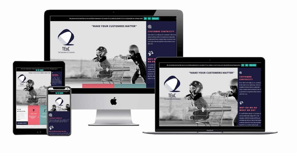 Webdesign - SEO - Contentbeheer 13 | Noroads web-services