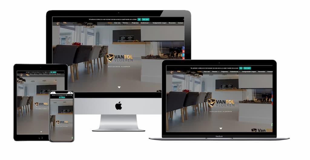 Webdesign - SEO - Contentbeheer 4 | Noroads web-services